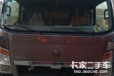 二手载货车 中国重汽 4102马力图片