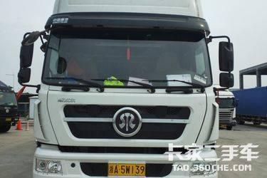 二手载货车 重汽斯太尔 280马力图片