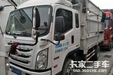 二手载货车 四川现代 140马力图片
