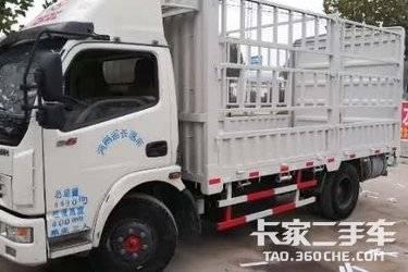 二手载货车 东风多利卡 130马力图片