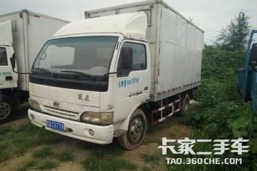 二手载货车 依维柯 5马力图片
