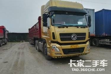二手卡车牵引车  东风商用车 450马力