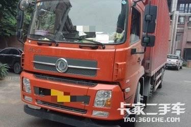 二手载货车 东风商用车 285马力图片