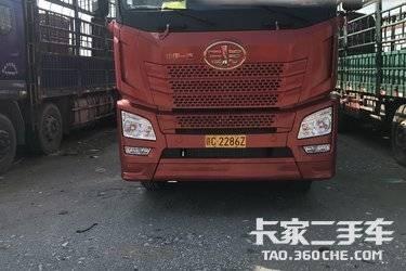 二手载货车 青岛解放 460马力图片