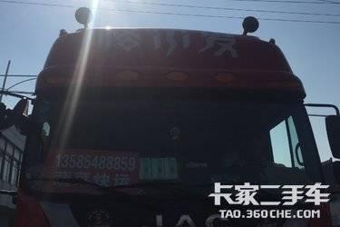 二手载货车 江淮格尔发 245马力图片