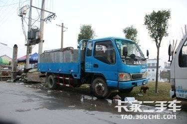 二手轻卡 江淮康铃 109马力图片