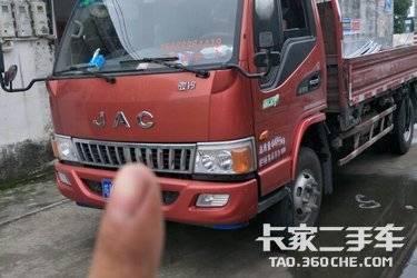 二手轻卡 江淮骏铃 143马力图片