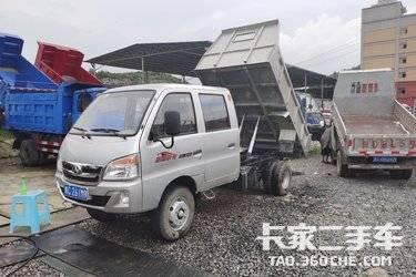 二手自卸车 北汽黑豹 75马力图片