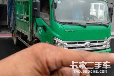 二手载货车 时代汽车(原福田时代) 170马力图片