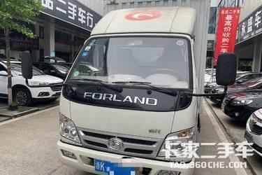 二手载货车 时代汽车(原福田时代) 85马力图片