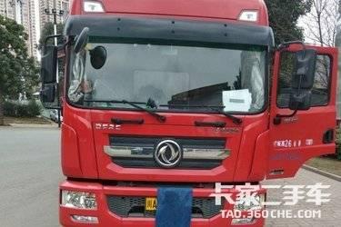 二手载货车 东风多利卡 190马力图片