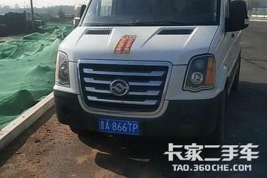 载货车  黄海汽车 148马力