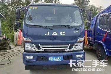 自卸车 江淮工程车 140马力