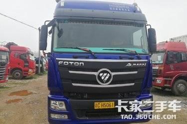 二手卡车载货车 福田欧曼 360马力