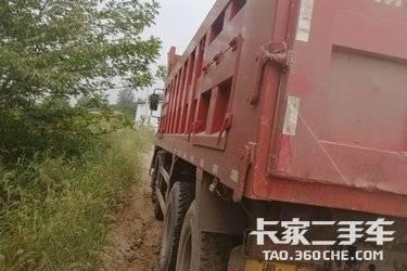 二手自卸车 东风新疆(原专底/创普) 350马力图片