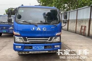 二手自卸车 江淮工程车 156马力图片