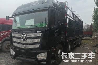 二手载货车 福田欧曼 400马力图片