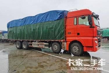 二手载货车 重汽汕德卡 480马力图片
