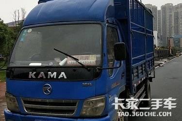 二手载货车 凯马 130马力图片