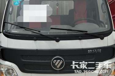二手载货车 福田欧马可 110马力图片