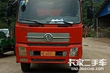 載貨車  東風商用車 170馬力