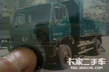 二手自卸车 东风新疆(原专底/创普) 180马力图片