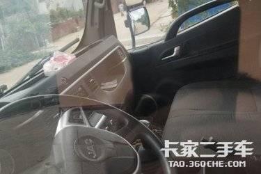 二手轻卡 江淮骏铃 120马力图片
