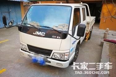 二手轻卡 江铃汽车 109马力图片