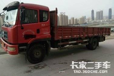 二手载货车 东风新疆(原专底/创普) 170马力图片