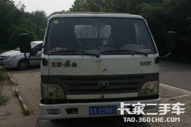 二手轻卡 北京牌 116马力图片