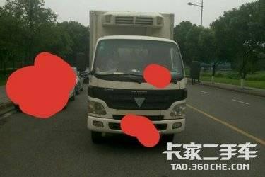 二手载货车 福田欧马可 96马力图片