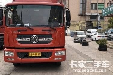 二手载货车 东风多利卡 180马力图片