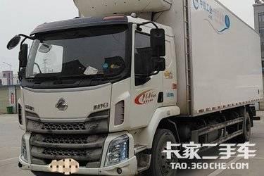 二手专用车 东风柳汽 190马力图片
