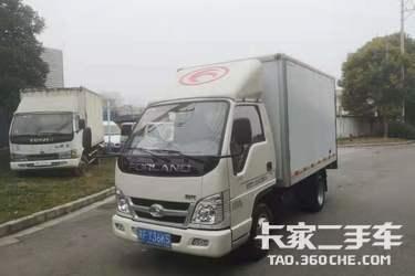 二手时代汽车(原福田时代) 小卡之星5 110马力图片
