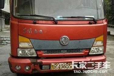 二手载货车 东风商用车 130马力图片