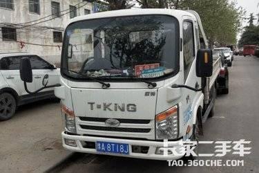 二手载货车 唐骏汽车 90马力图片