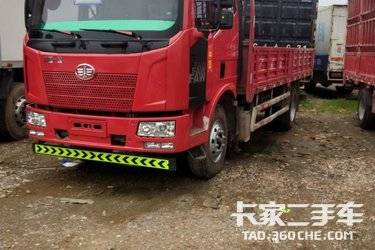 二手卡车载货车 一汽解放 220马力