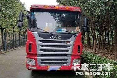 载货车 江淮格尔发 160马力