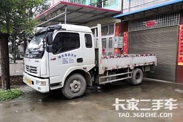 二手载货车 东风多利卡 1马力图片