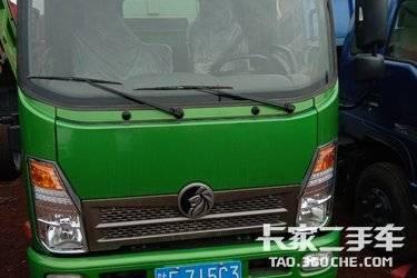 二手中国重汽成都商用车(原重汽王牌) 捷狮 98马力图片