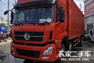 二手卡车载货车  东风商用车 220马力