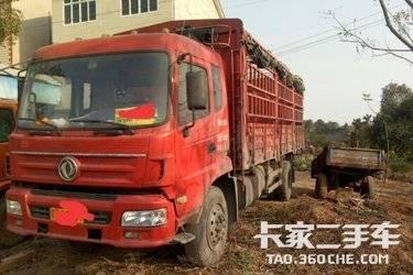 二手载货车 东风华神 170马力图片