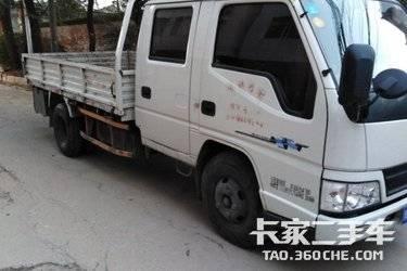 二手载货车 江铃汽车 109马力图片