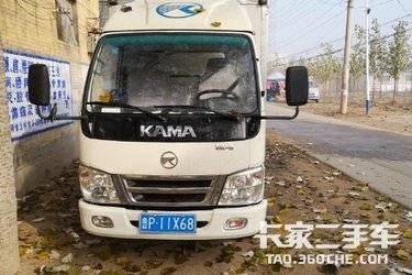 二手载货车 凯马 106马力图片