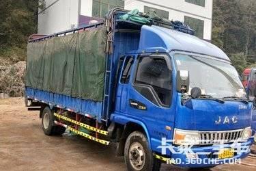 二手卡车载货车  江淮威铃 130马力