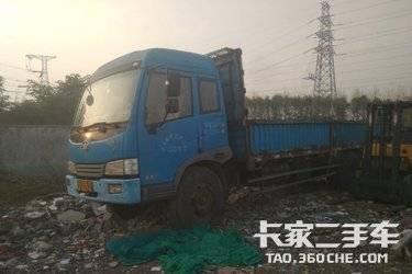 二手载货车 青岛解放 150马力图片
