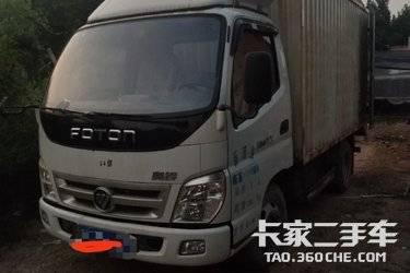 二手轻卡 福田奥铃 130马力图片