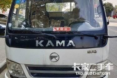 二手载货车 凯马 120马力图片