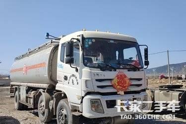 二手湖北楚胜(楚胜牌) 一汽解放轻卡底盘 210马力图片