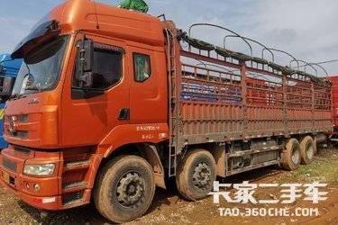 二手载货车 东风柳汽 310马力图片